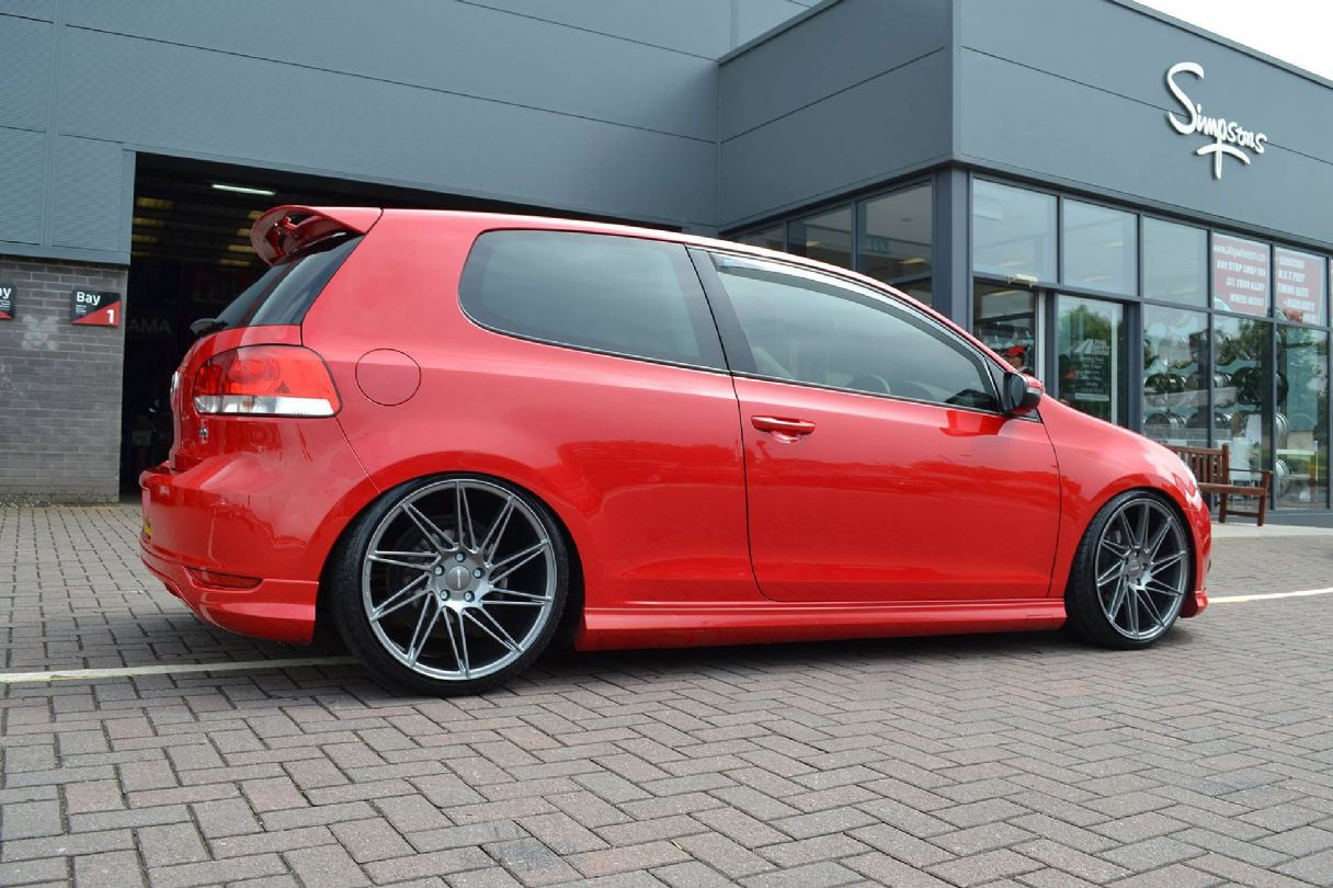 VW Golf MK6V-FS Series - V-FS26