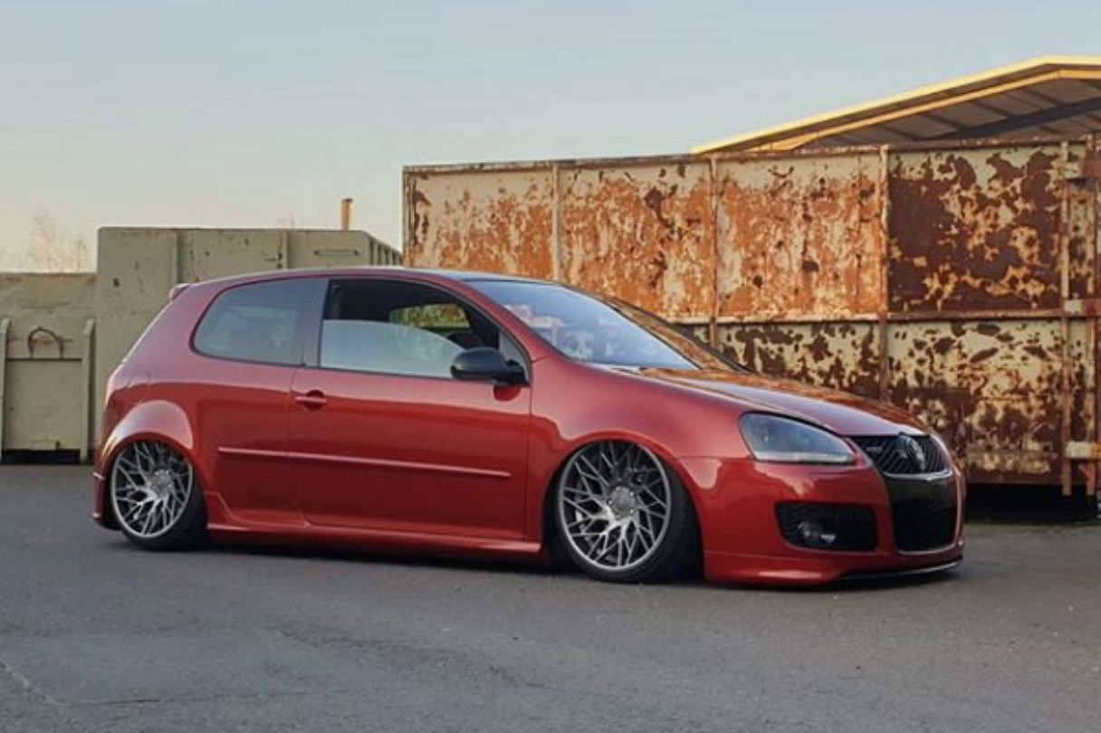 VW Golf GTI MK5V-FS Series - V-FS 29R