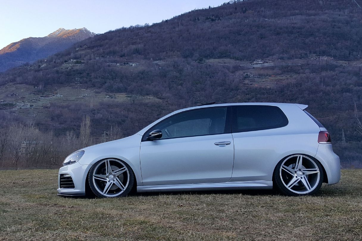 VW Golf R MK6V-FS Series - V-FS31