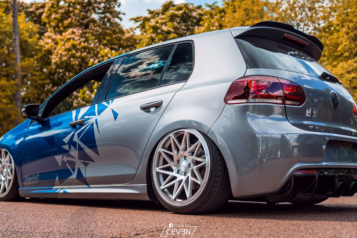 VW Golf R MK6V-FS Series - V-FS 35R